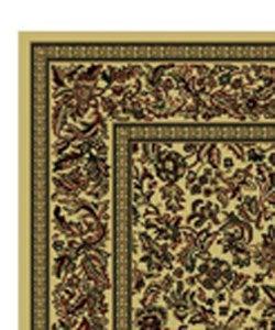 Admire Home Living Caroline Floral Ivory Rug Set (Set of 3) - Thumbnail 2