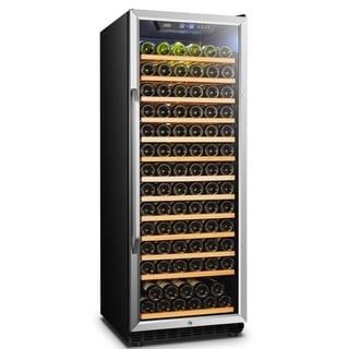 Lanbo Built-in Wine Chiller Single Zone Wine Fridge, 149 Bottle
