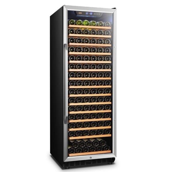 Lanbo Compressor Built-in Single Zone Wine Cooler, 171 Bottles