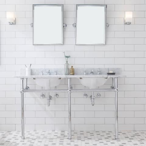 Embassy 60 Inch Wide Double Wash Stand Only