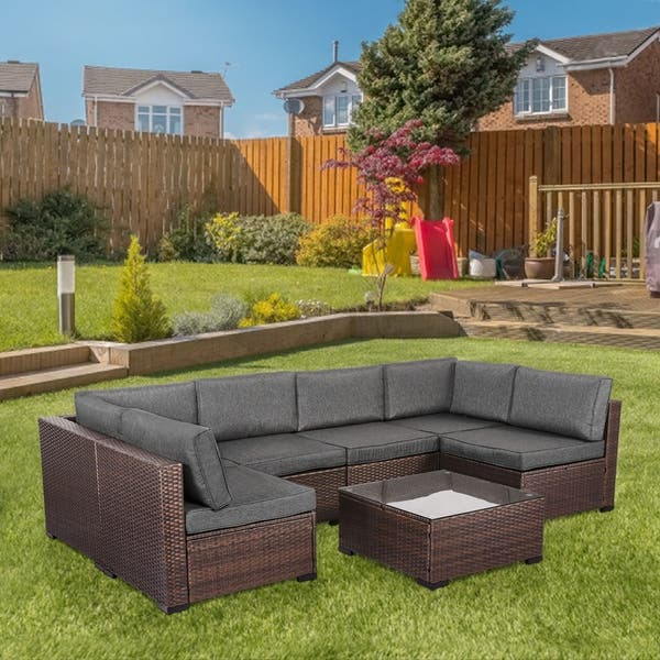Kinsunny Outdoor Patio Furniture