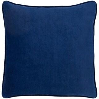 Vesey Velvet 20-inch Throw Pillow