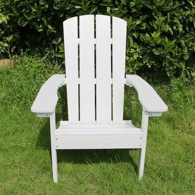 Lakeside Faux Wood Adirondack Chair