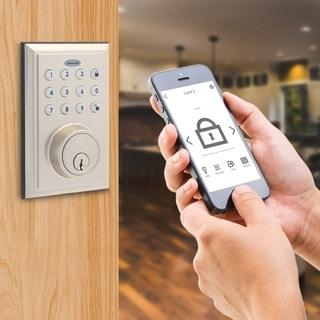Honeywell Digital Deadbolt Bluetooth Door Lock