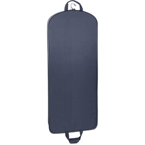 WallyBags 60-inch Garment Bag with Handles - 60 x 22 x 3