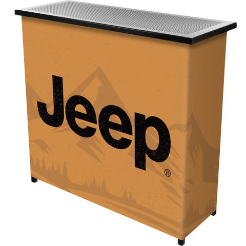 Jeep Sand Mountain Collapsible Portable Bar