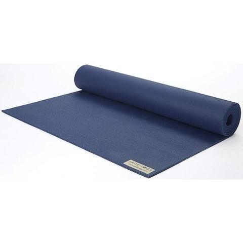"Jade Yoga 368MB Harmony Mat, Midnight Blue, 3/16"" 24"" x 68"""