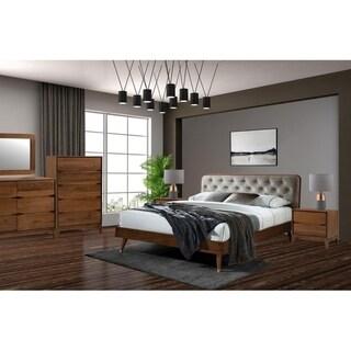 Monte Lisa Queen Bedroom in 5 Pcs