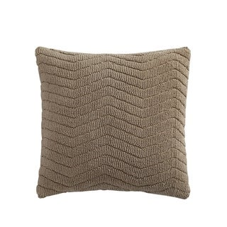 VCNY Home Hailey Woven Chevron Decorative Pillow