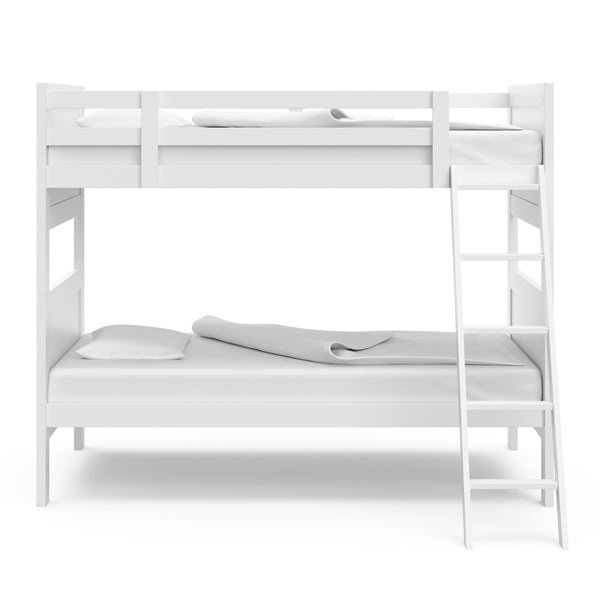 Taylor & Olive Palmetto Twin-over-Twin Bunk Bed