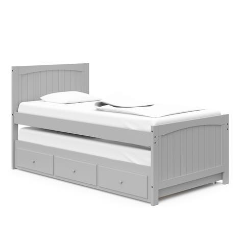 Thomasville Kids Harlow Captain's Bed