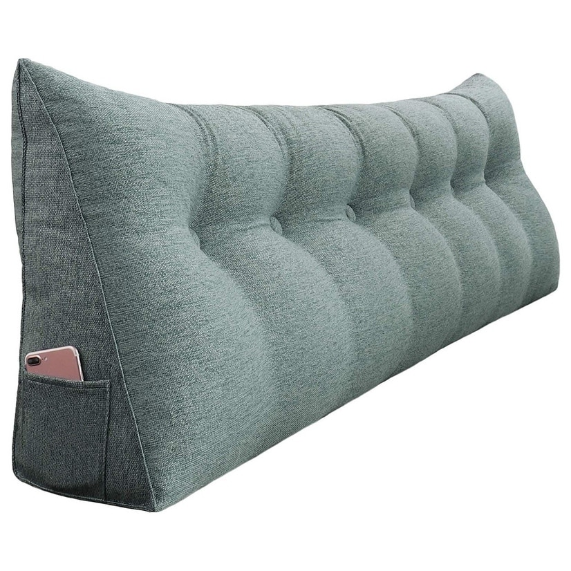 Bed Rest Wedge Bolster Reading Pillow