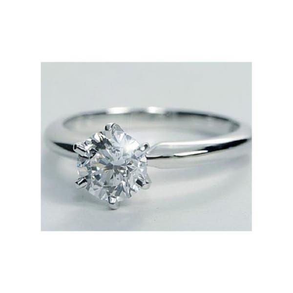 Shop Classicdiamondhouse High Polished 1 16 Ct Round Cut Diamond