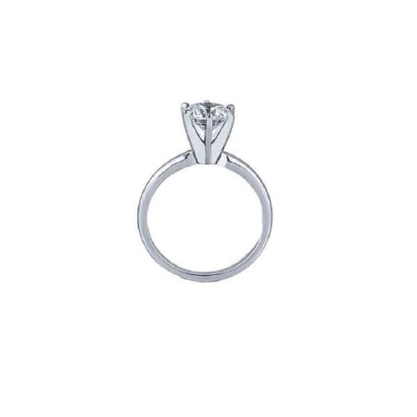 Shop Classicdiamondhouse 1 23 Ct Fancy Round Cut Diamond Wedding