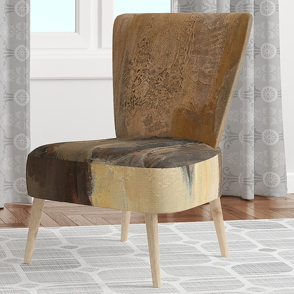 Modern Formal Living Room, Shop Designart Into The Wild Gold Buffalo Upholstered Modern Farmhouse Accent Chair Overstock 30360718