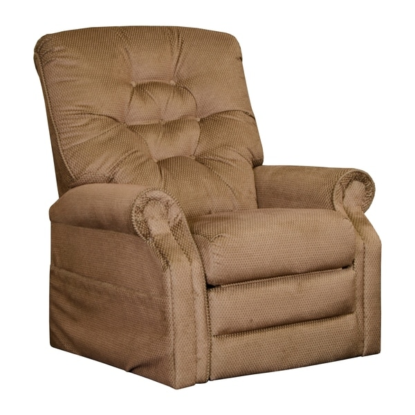 Chambrey Power Lift Assist Full Lay-Out Recliner