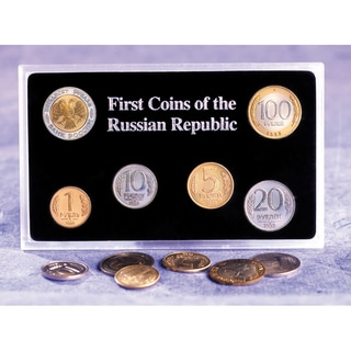 American Coin Treasures First Coins Of The Russian Republic