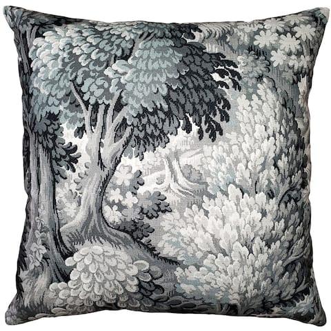 Pillow Decor - Somerset Woods by Night Throw Pillow 24x24