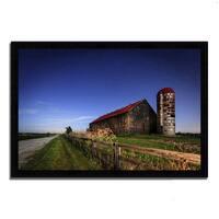"""""""So God Made a Farmer"""", Framed Photograph Print"""