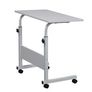 Large Adjustable Height Desk Laptop Desk