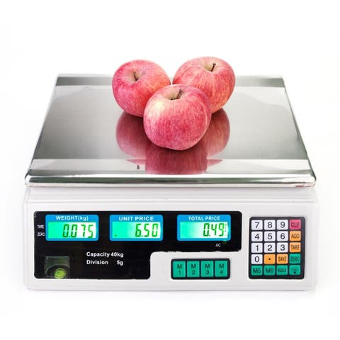 40kg/5g Digital Kitchen Scale Food Scale