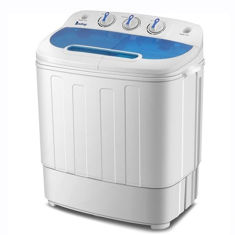 13Lbs Semi-automatic Twin Tube Washing Machine