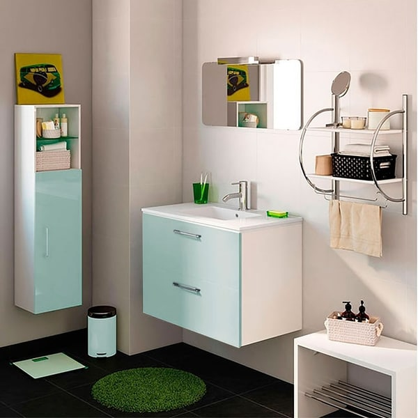 "32"" Modern bathroom vanity Set"