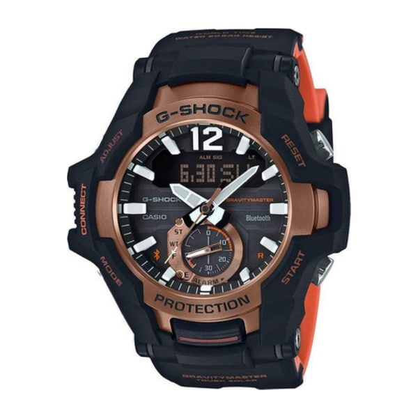 Casio G-Shock GRB100-1A4. Opens flyout.
