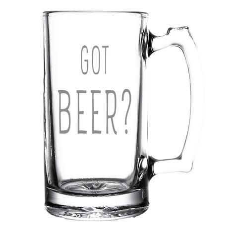 Got Beer - Beer Mug