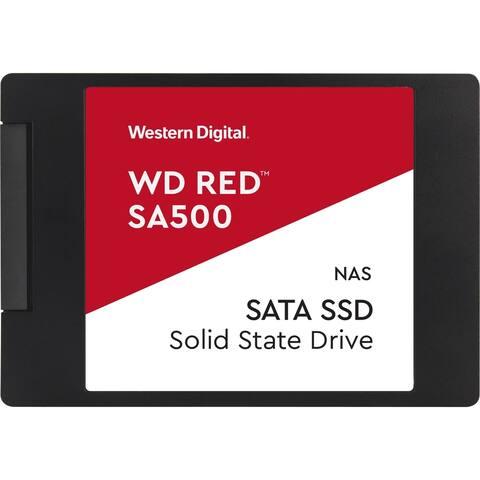 """WD Red WDS100T1R0A 1 TB Solid State Drive - 2.5"""" Internal - SATA (SATA/600)"""