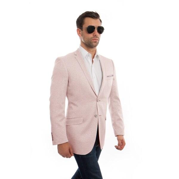 Mens Jacket Slim Fit Notch lapel Stylish Mens Blazer Jackets