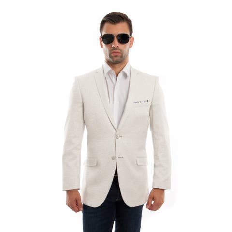 Fashion Jacket Notch Blazer Slim Fit Jacket Stylish Blazer Jackets