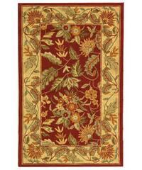Safavieh Handmade Paradise Red Wool Runner - 2'6 x 4'