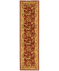 """Safavieh Handmade Paradise Red Wool Runner (2'6 x 10') - 2'6"""" x 10'"""