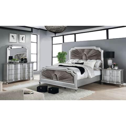 Furniture of America Maza 3-piece Bedroom Set