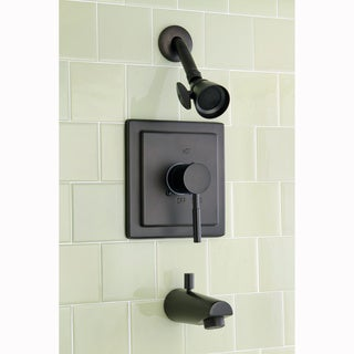 Concord Tub/ Shower Oil-rubbed Bronze Faucet