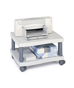 Safco Wave Under Desk Printer Machine Stand