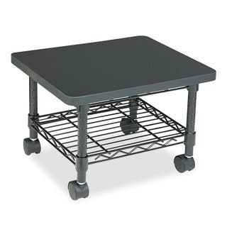 Safco Under-desk Printer/Fax Steel Frame/Laminate Top Stand/Cart|https://ak1.ostkcdn.com/images/products/3037553/P11179531.jpg?impolicy=medium
