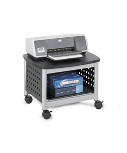 Safco Scoot Under Desk Printer Machine Stand