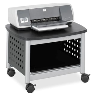 Link to Safco Scoot Under Desk Printer Machine Stand Similar Items in Office Furnishings