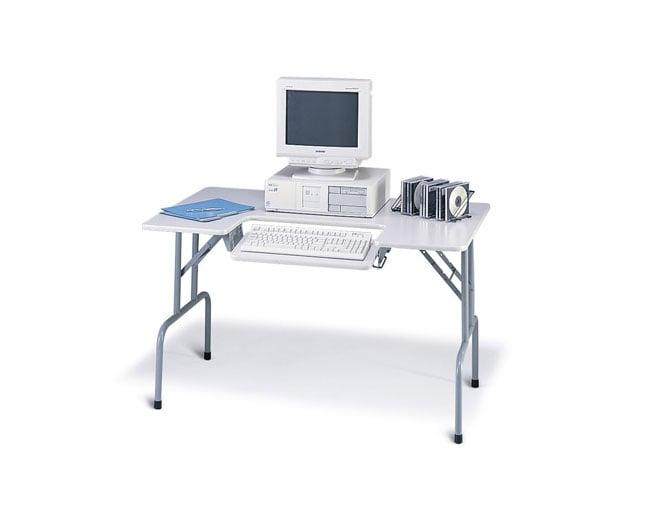 Safco Folding Computer Table