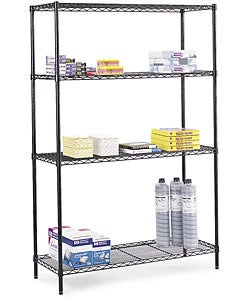 Safco Commercial Wire Shelving
