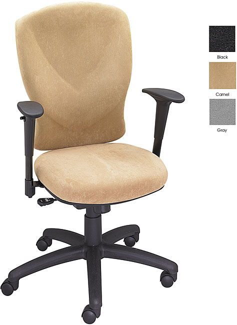 Safco Vivid High Back Task Chair - Thumbnail 0
