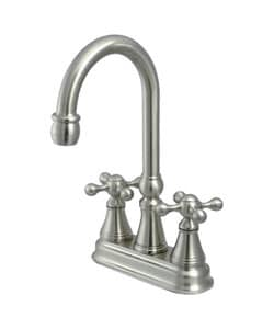 Governor Satin Nickel Bar Faucet
