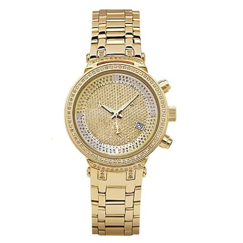 Joe Rodeo Women's Diamond Watch Genuine Diamonds, 36.5 mm size case Model MASTER