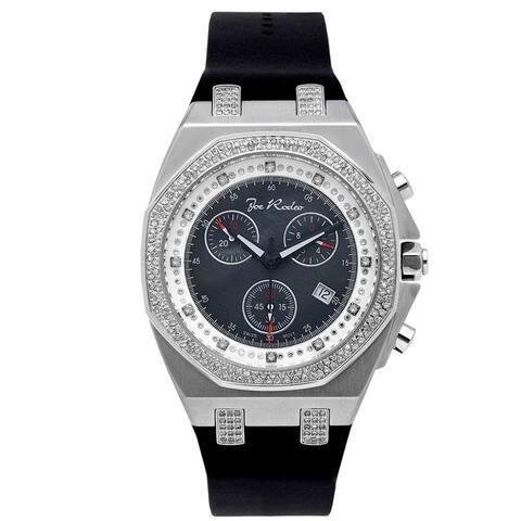 Joe Rodeo Men's Diamond Watch Genuine Diamonds, 46 mm size case Model PANAMA