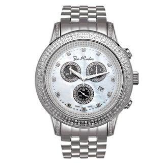 Joe Rodeo Men's Diamond Watch Genuine Diamonds, 48 mm size case Model SICILY