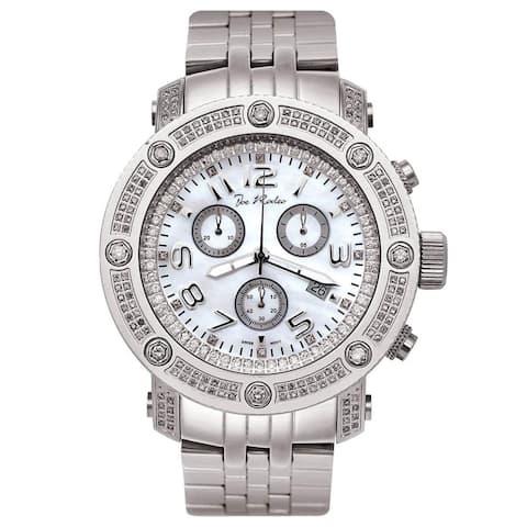Joe Rodeo Men's Diamond Watch Genuine Diamonds, 49 mm size case Model APOLLO