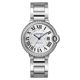 Cartier Women's W4BB0016 'Ballon Bleu' Stainless Steel Watch
