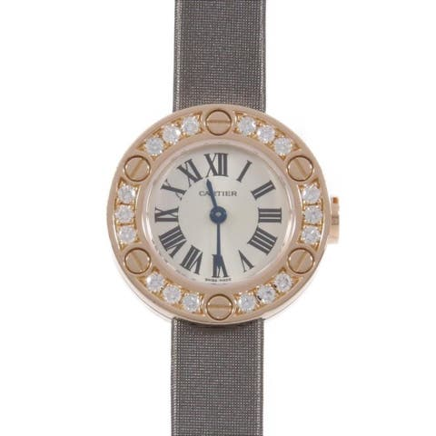 Cartier Women's WE800631 'Love' Synthetic Watch